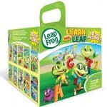 Save 55% on the Leapfrog: Learn with Leap 10-DVD Mega Pack, Free Shipping Eligible!