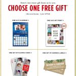 Shutterfly Promo Code: FREE 8×11 Wall Calendar, 8×10 Art Print, Playing Cards or Address Labels!