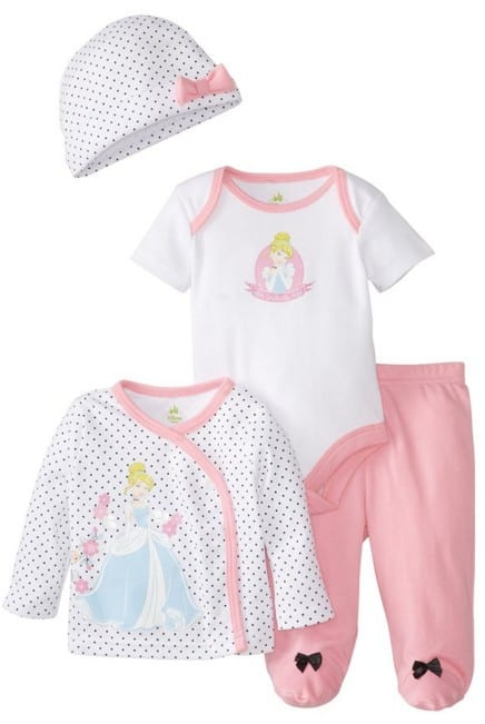 Save 82% on the Disney Princess Baby Girls' Girls 4 Piece ...