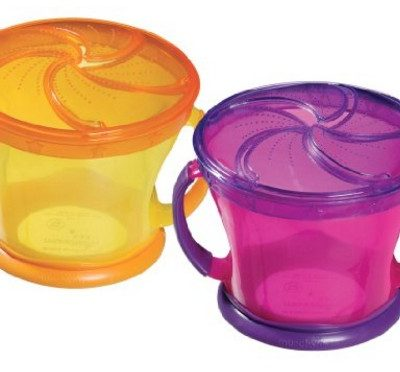 Save 47% on the Munchkin Two Snack Catchers, Free Shipping Eligible!