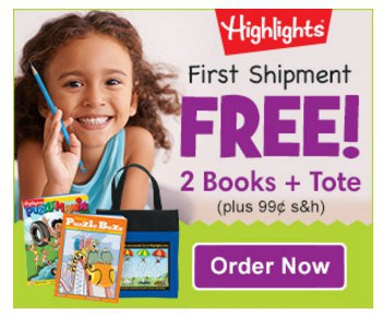 Try a Highlights Puzzle Club for FREE! Great Gift Idea!