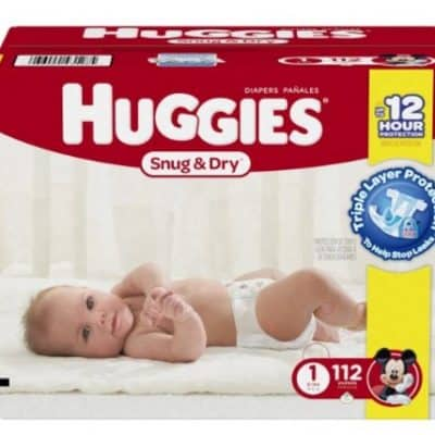Huggies Simply Clean Baby Wipes as low as $0.01/Wipe, Free Shipping Eligible!