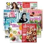 Best-Selling Magazines only $5 Today Only! Today Only!