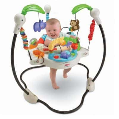 Save 30% on the Fisher-Price Luv U Zoo Jumperoo, Free Shipping Eligible!