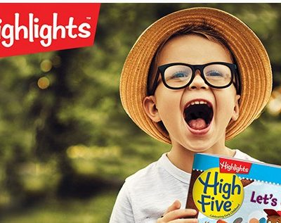 Save $5 off Any Highlights Magazine Subscription! Great Gift Idea!