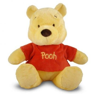 Save 44% on the Kids Preferred Disney Plush, Winnie The Pooh, Free Shipping Eligible!