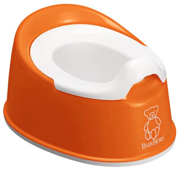 baby bjorn smart potty review