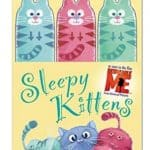 Save 33% on the Sleepy Kittens (Despicable Me) Children's Book, Free Shipping Eligible!