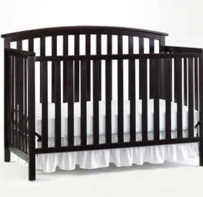Save 38% on the Graco Freeport Convertible Crib, Free Shipping Eligible!