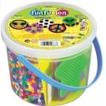 Perler Beads 6,000 Count Bucket-Multi Mix only $9.03, Free Shipping Eligible!