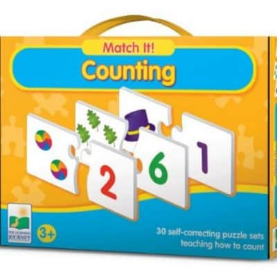 Save up to 44% on The Learning Journey Match It! Games, Free Shipping Eligible!