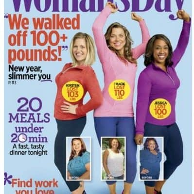 Woman's Day Magazine Subscription $4.95/Year