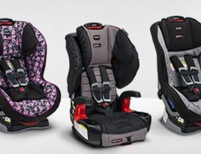 Save 30% or More Off Select Britax Car Seats, Free Shipping Eligible!