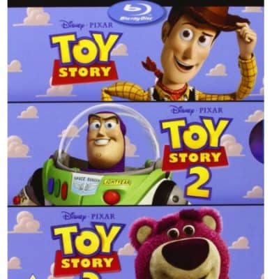 Save Over 70% on the Toy Story 1-3 Box Set [Blu-ray], Free Shipping Eligible!