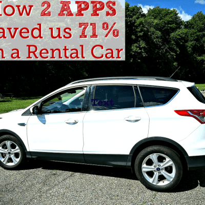 How 2 Apps Saved Us 71% on a Rental Car in Phoenix! #VZWBuzz