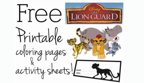 Lion Guard Coloring Pages Coloring Coloring Pages