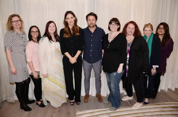 Miracles From Heaven Jennifer Garner Martin Henderson
