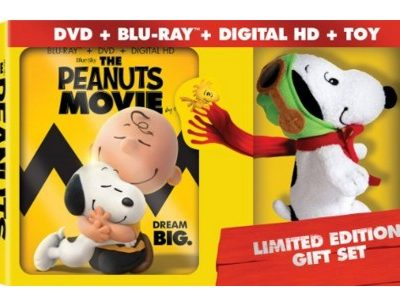 Save 50% off Peanuts Holiday Anniversary Collection (BD) [Blu-ray], Free Shipping Eligible!