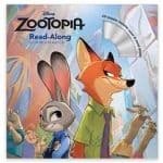 Save 35% on the Zootopia Read-Along Storybook & CD, Free Shipping Eligible!