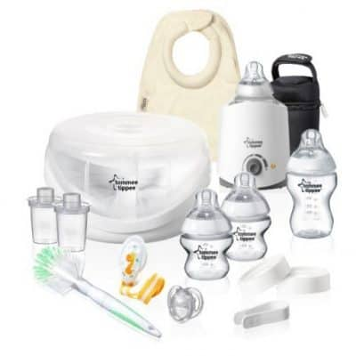 Save 43% on the Tommee Tippee Closer to Nature Complete Starter Gift Set, Free Shipping Eligible!