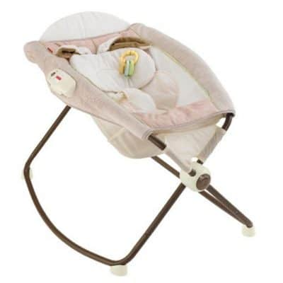 Save 33% on the Fisher-Price My Little Snugabunny Deluxe Newborn Rock 'n Play Sleeper, Free Shipping Eligible!