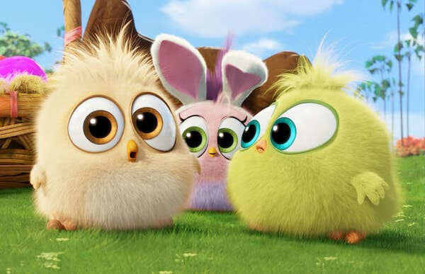 Angry Birds Movie Hatchlings easter trailer