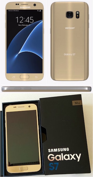 samsung galaxy s7 unboxing low light samples