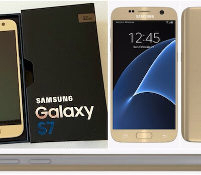 Samsung Galaxy S7 Unboxing and the Amazing Low Light Camera #VZWBuzz