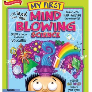 Save 66% on the Scientific Explorer My First Mind Blowing Science Kit, Free Shipping Eligible!