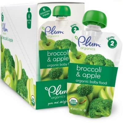 Amazon Coupon: Save 30% on the Plum Organics Baby Second Blends, Free Shipping Eligible!
