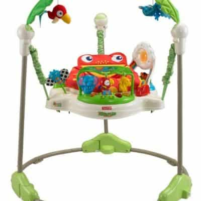 Save 43% on the Fisher-Price Rainforest Jumperoo, Free Shipping Eligible!