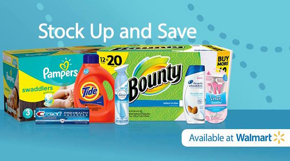 walmart stock up and save products