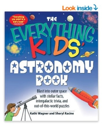 kids astronomy book