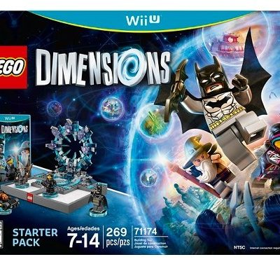 Save 68% on LEGO Dimensions Starter Pack, Free Shipping Eligible!