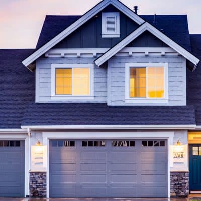 make your garage door safer