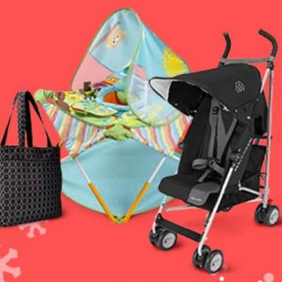 Save up to 40% off select On the Go Baby Gear, Free Shipping Eligible! Today Only!