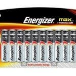 Energizer Max 20-Pack Battery only $5.89, Free Shipping Eligible!