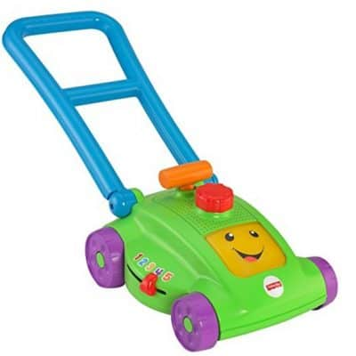 Save 51% on the Fisher-Price Laugh & Learn Smart Stages Mower, Free Shipping Eligible!