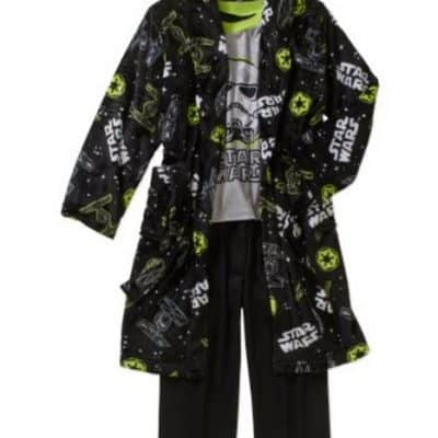 Boys' Character 3 Piece Robe and Pajama Sleepwear Gift Set only $9.88, Free Shipping Eligible!