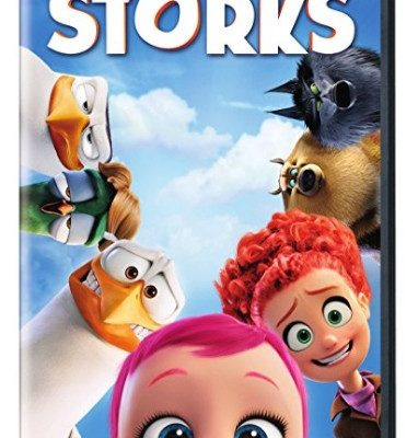 Save up to 45% on Storks on DVD or Blu-ray, Free Shipping Eligible!
