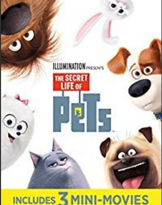 Secret Life of Pets or BFG Only $9.99 Digital Download!