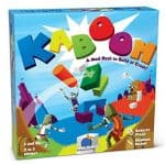 Save 62% on the Kaboom Family Action Game, Free Shipping Eligible!