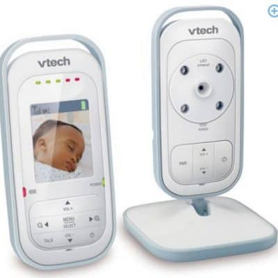 Save 40% off VTech Digital Video Baby Monitor with Full-Color and Automatic Night Vision, Free Shipping Eligible!