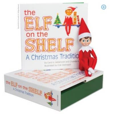Save 50% on the The Elf on the Shelf : A Christmas Tradition (Boy or Girl), Free Shipping Eligible!