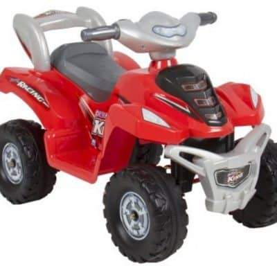 Save 58% on the Kids 6V Quad Battery Power 4 Wheel Ride On, Free Shipping Eligible!