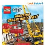 Save 40% or More on the The LEGO City Books {Wrecking Valentine's Day!}, Free Shipping Eligible!