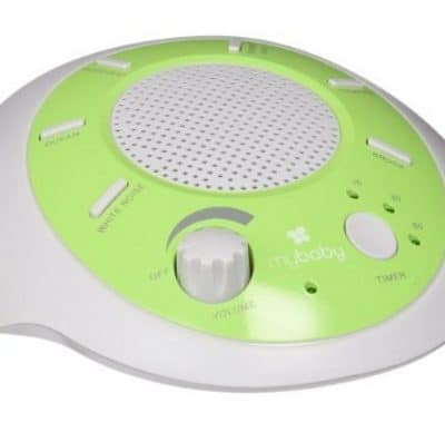 Save 46% on the myBaby SoundSpa Portable, Free Shipping Eligible!