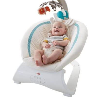 Save 55% on the Fisher-Price Deluxe Bouncer, Free Shipping Eligible!