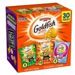 Amazon Coupon Deal: Pepperidge Farm Goldfish Variety Pack (30 Packs) only $7.98, Free Shipping!