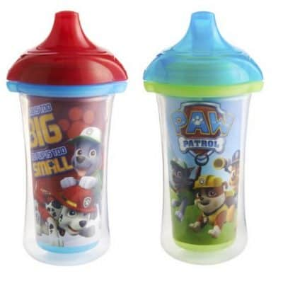 Save 32% on the Munchkin Paw Patrol Click Lock Insulated Sippy Cup, Free Shipping Eligible!
